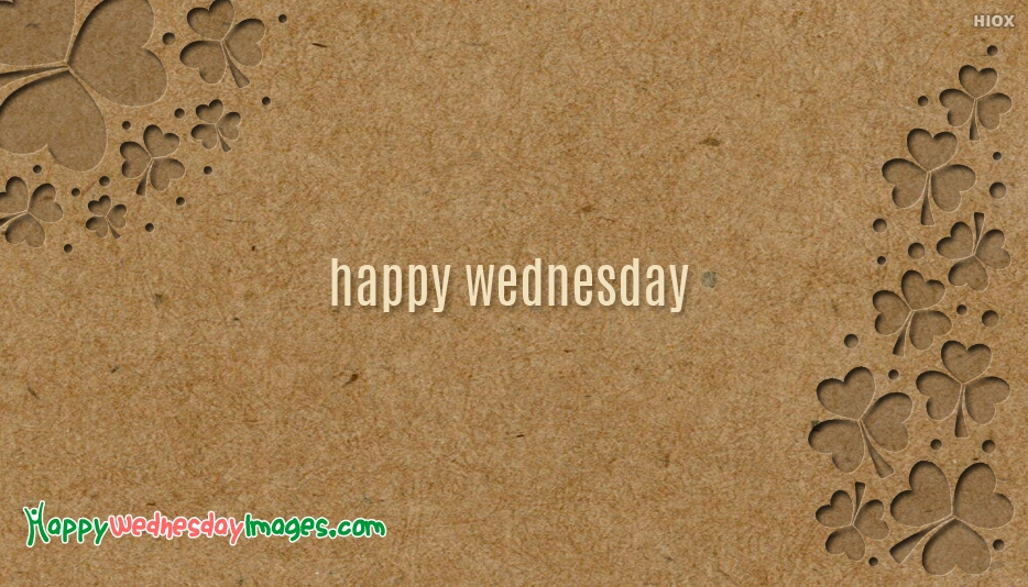Happy Wednesday Blessings Image