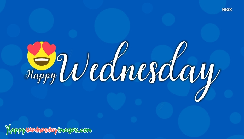 Happy Wednesday Clipart
