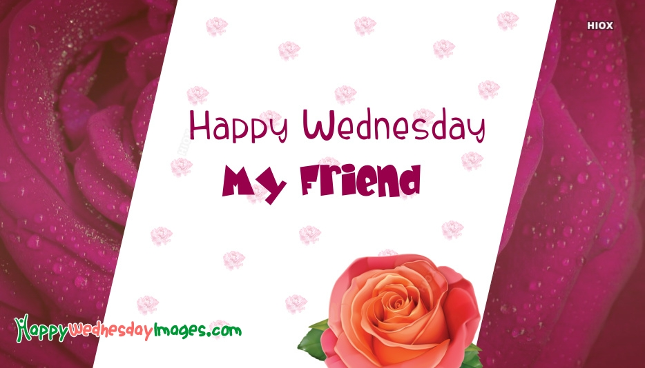 Happy Wednesday Ecard