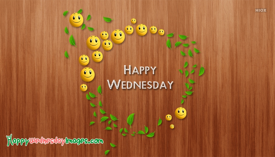 Happy Wednesday Emoji