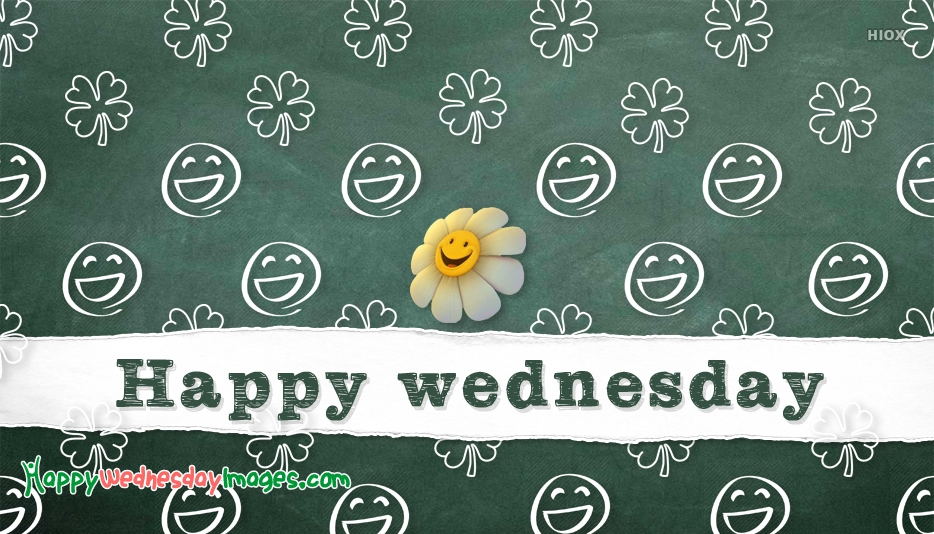 Happy Wednesday Emoji Images