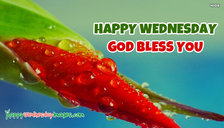 Happy Wednesday God Bless You - Happy Wednesday Images for Daughter