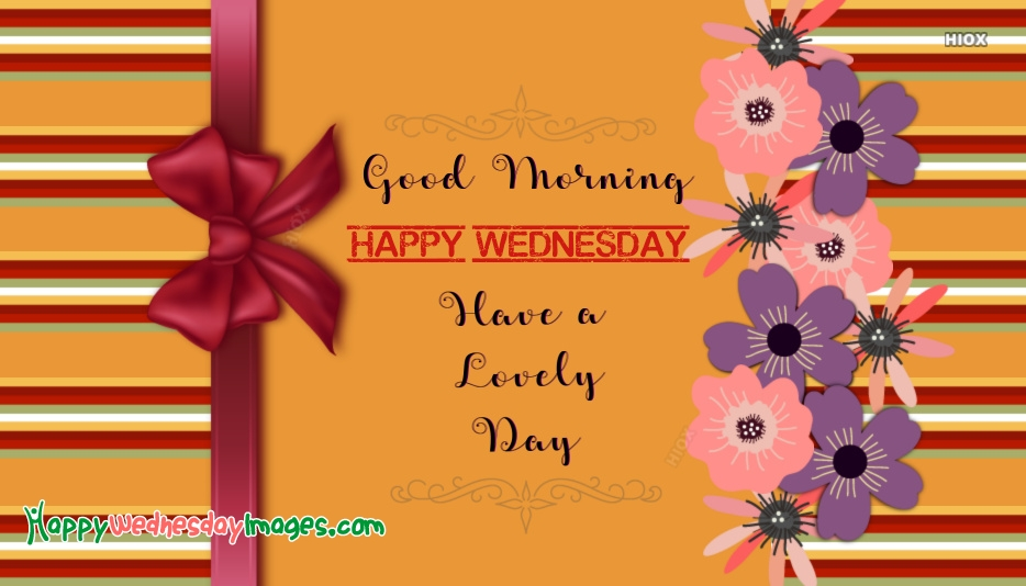 Happy Wednesday Images for Simple