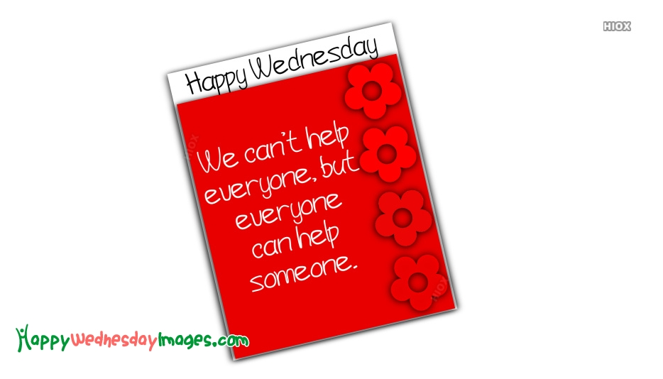 Happy Wednesday Images for Positive