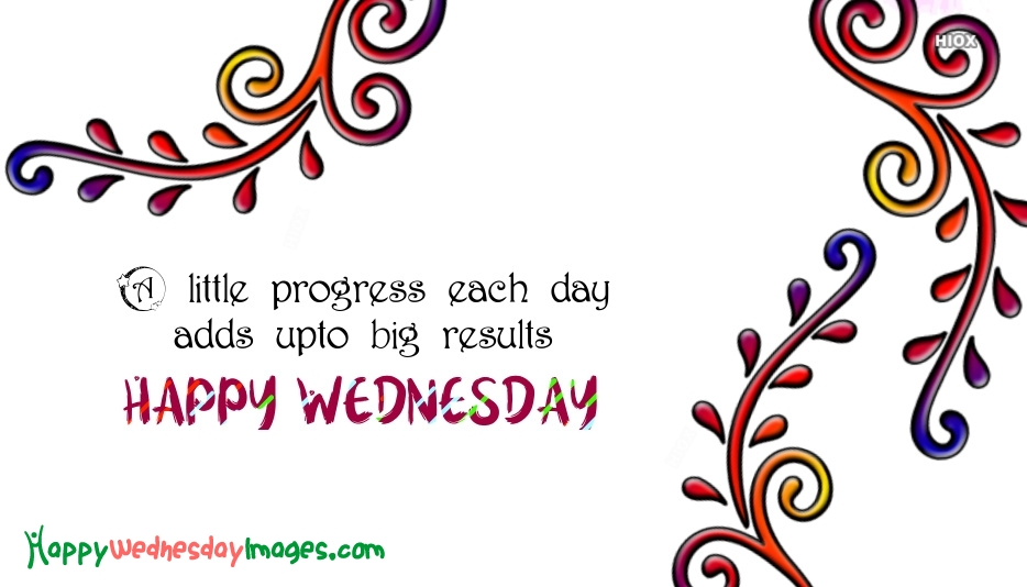 Happy Wednesday Motivation Quotes