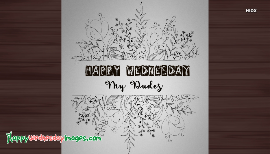 Happy Wednesday Wishes Images
