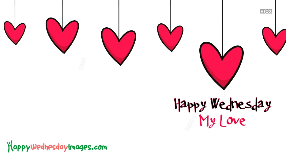 Happy Wednesday My Love Gif