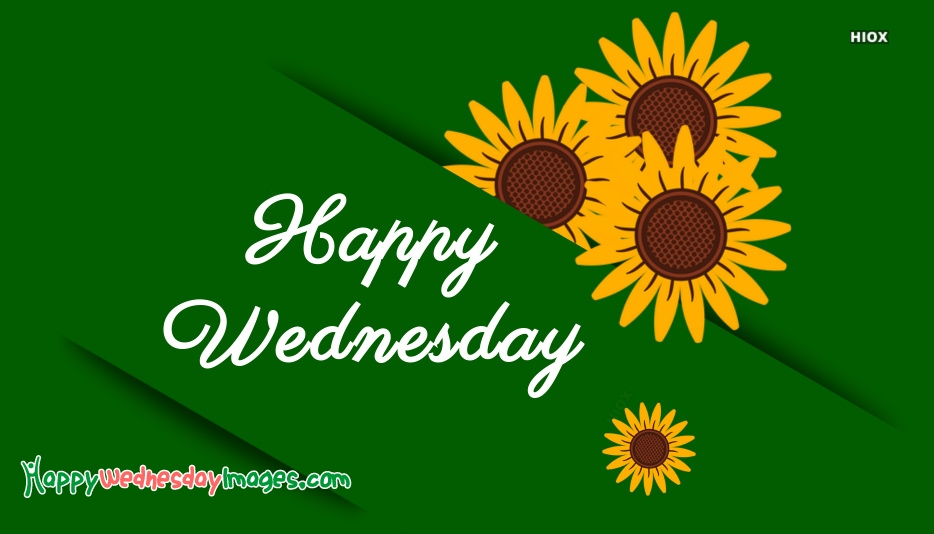 Happy Wednesday Greetings Images