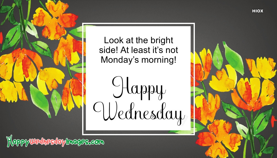 Happy Wednesday Images for Inspirational