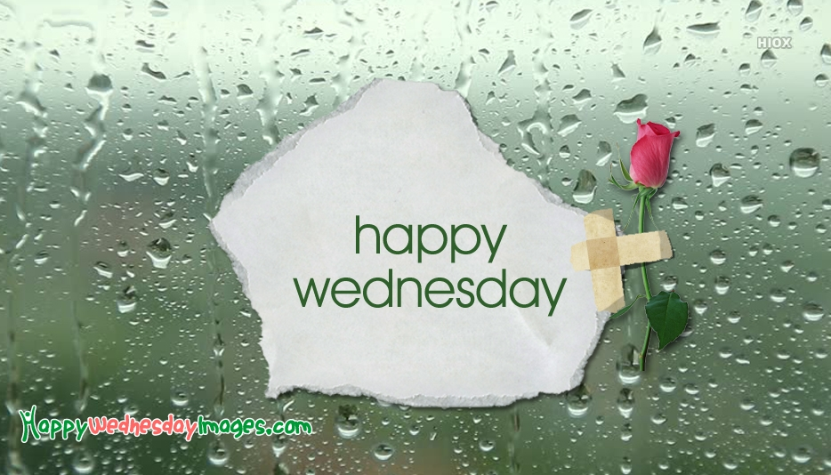 Happy Wednesday Romantic