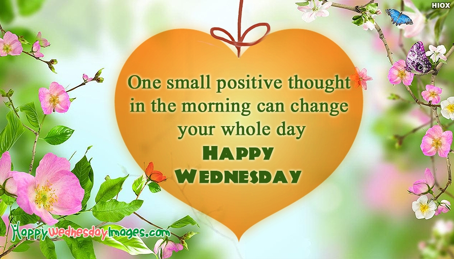 Happy Wednesday Images for Whatsapp
