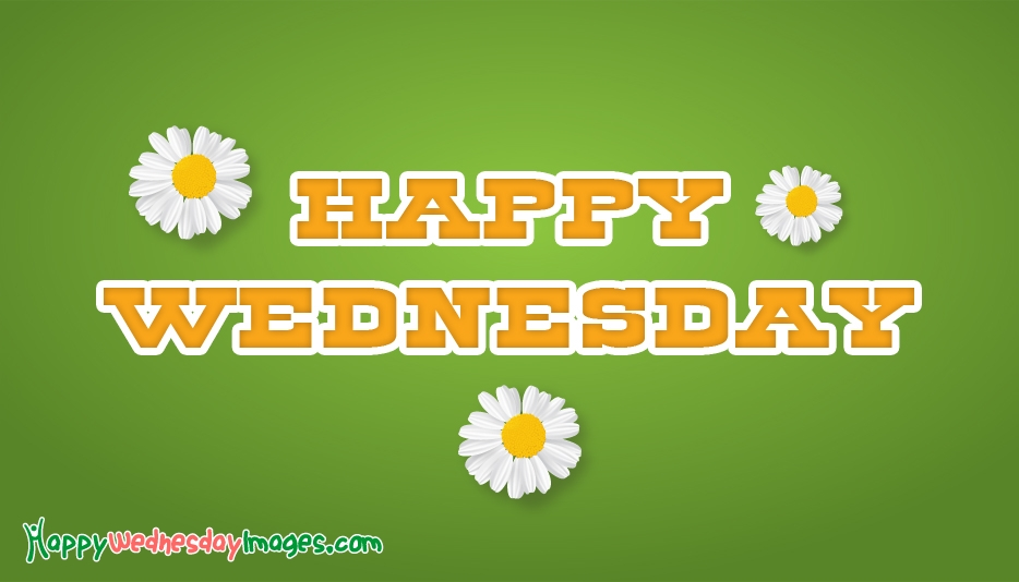 Happy Wednesday Wallpaper @ HappyWednesdayImages.com
