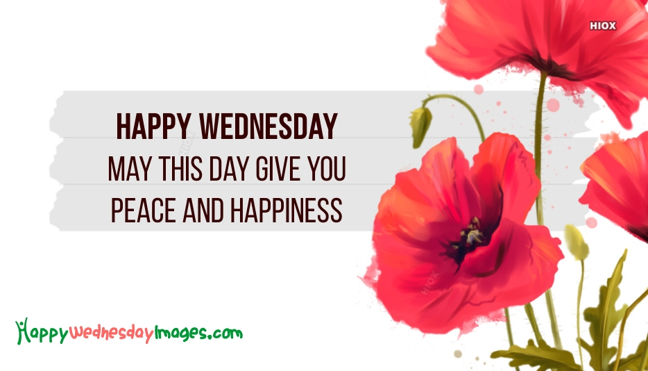 Happy Wednesday Images for Blessings