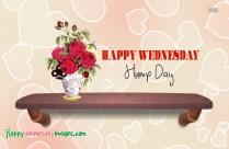 Happy Wednesday Hump Day