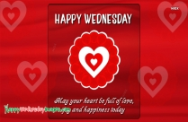 Happy Wednesday Love Quotes