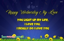 Happy Wednesday My Love