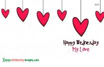 Romantic Happy Wednesday Images