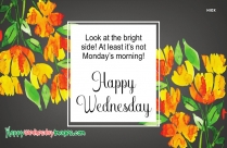 Happy Wednesday Quotes Gif