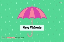 Happy Wednesday Rain