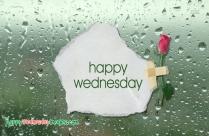 Romantic Happy Wednesday Image