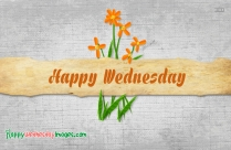 Happy Wednesday Rustic
