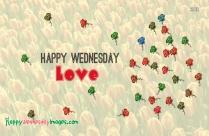 Happy Wednesday To My Love