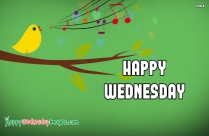 Happy Wednesday Tweety Bird