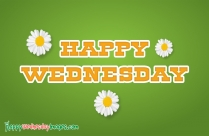 Happy Wednesday Image Download