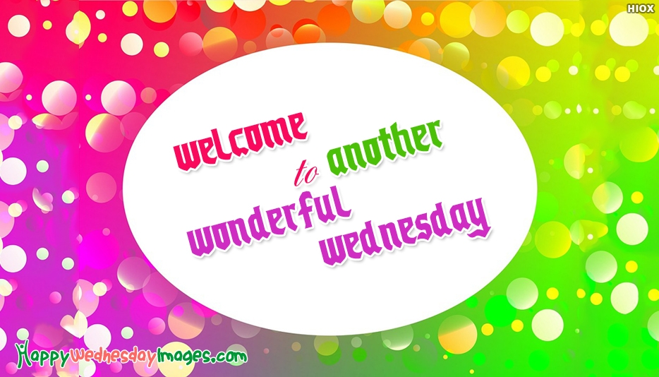 Happy Wednesday Images for Fabulous