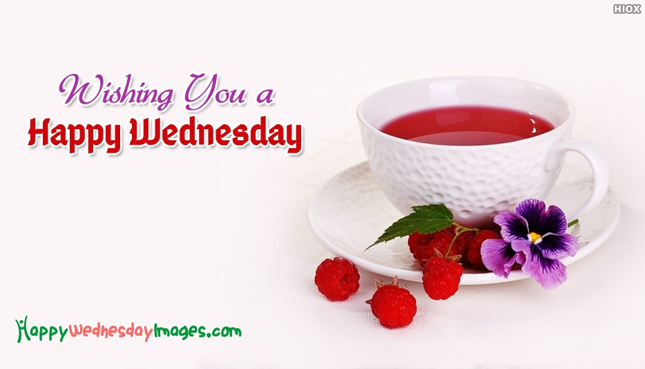 Wishing You A Happy Wednesday - Happy Wednesday Images for Wallpaper